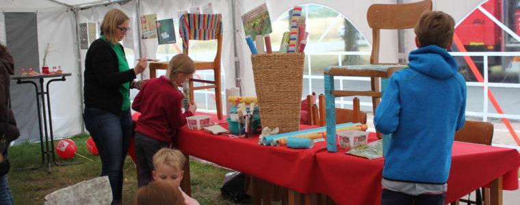 Gemeindefest 2019 - Stühle gestalten